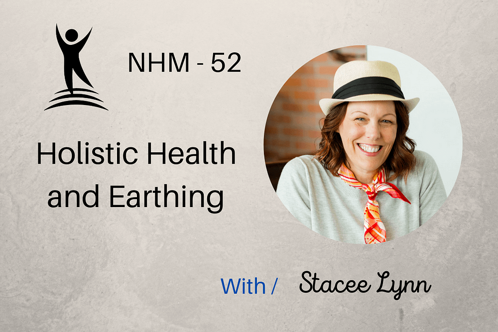 Stacee Lynn on Holistic Health Matters Podcast